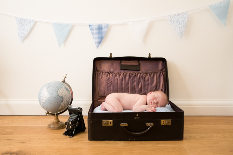 Newborn photography in Cheadle Hulme